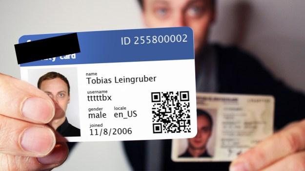 10) Fake names on social networks