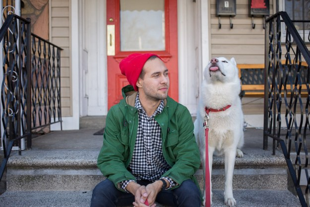 Alone With 53 Thousand Followers- Incredible Adventures Of John Stortz And His Dog 11