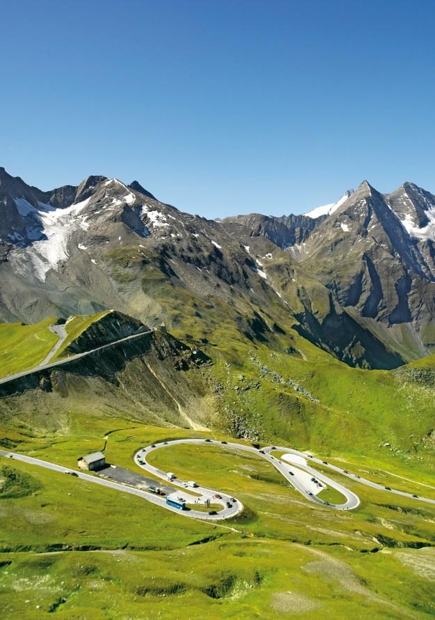 13) The Grossglockner High Alpine Road in Austria 2