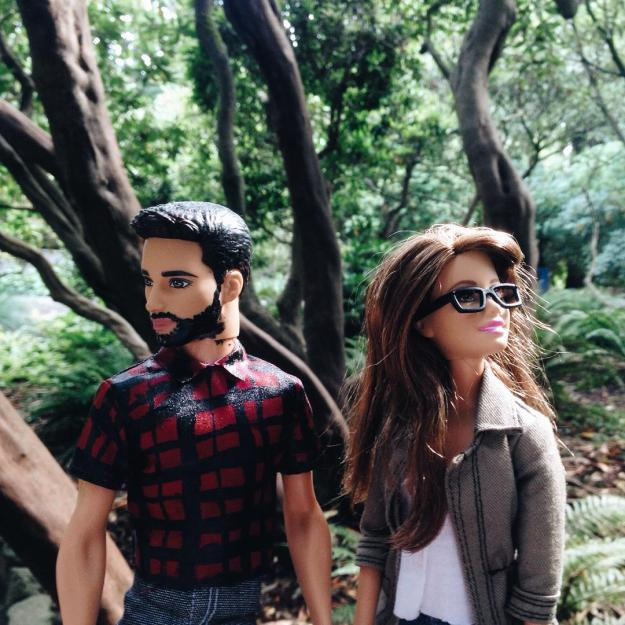 Hipster Barbie Get More Likes On Instagram Than You 6