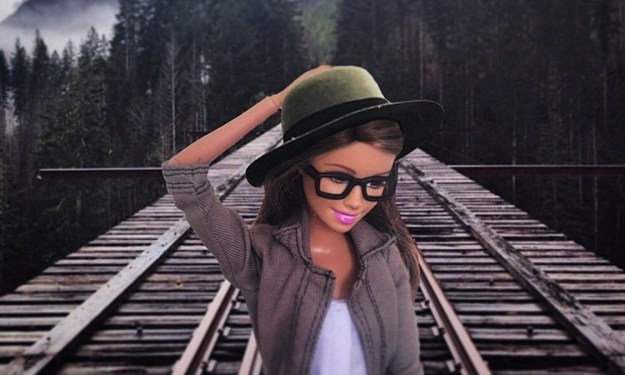 Hipster Barbie Get More Likes On Instagram Than You