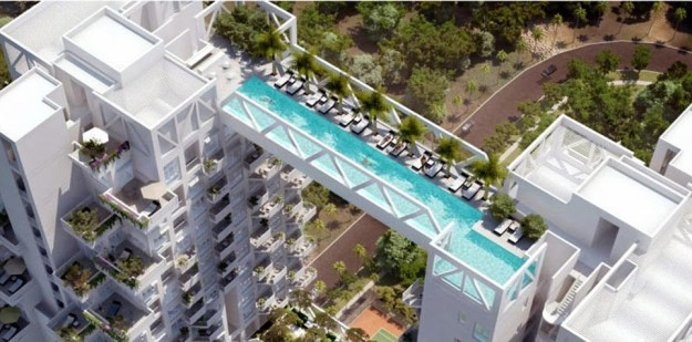 This 10-Story High 'Sky Pool' Is Absolutely Jaw-Dropping 5