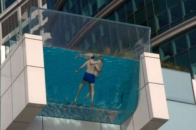 This 10-Story High 'Sky Pool' Is Absolutely Jaw-Dropping 6