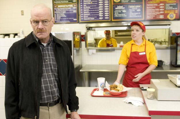 10. Los Pollos Hermanos, Breaking Bad 1