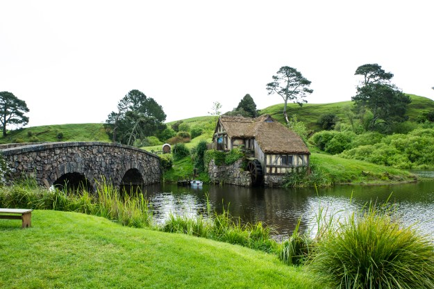11. The Shire, The Lord of the Rings 2