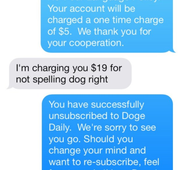 20 Best Responses To Wrong Number Texts 24