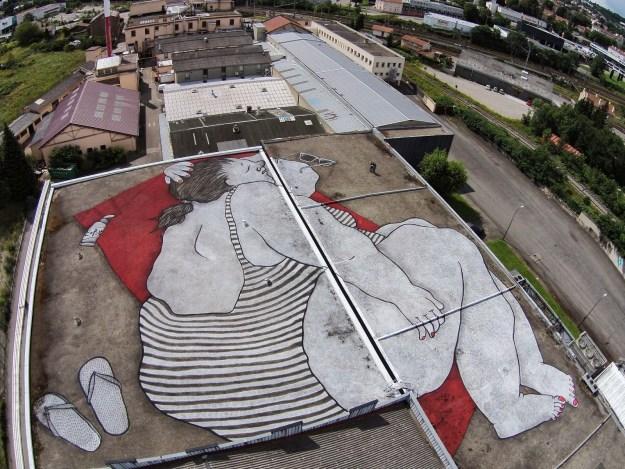 Ella & Pitr – Street Art Masters 16