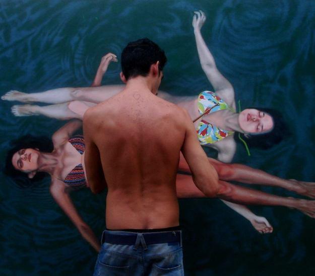 Hyper Realistic Paintings By Gustavo Silva Nuñez 1