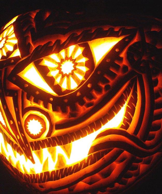 Mindblowing Halloween Pumpkin Carvings 12