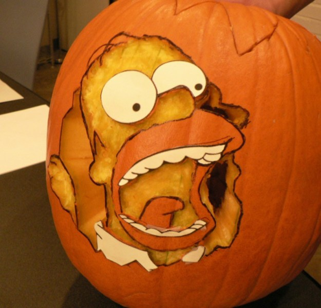 Mindblowing Halloween Pumpkin Carvings 20