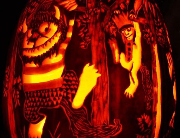Mindblowing Halloween Pumpkin Carvings 27