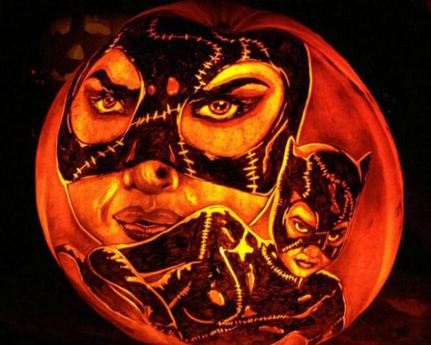 Mindblowing Halloween Pumpkin Carvings 28