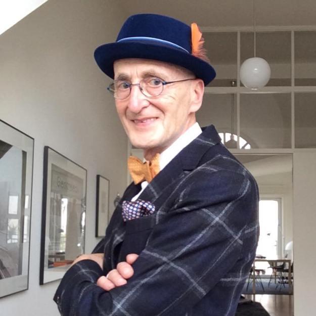 Stylish Grandpa Takes Internet by Storm 11