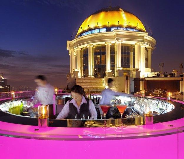 25 World's Best Restaurant Views 65