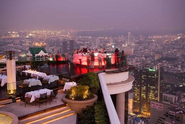 25 World's Best Restaurant Views 67
