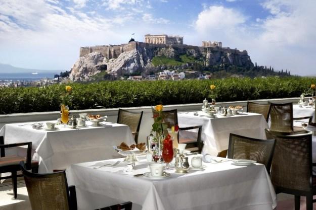 25 World's Best Restaurant Views 71