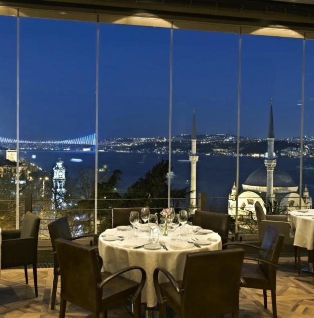 25 World's Best Restaurant Views 72