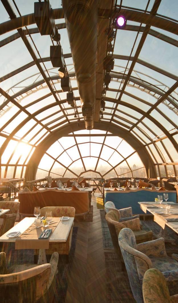 25 World's Best Restaurant Views 88