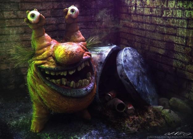 6 Aaahh!!! Real Monsters