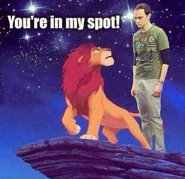 Best Moments of The Big Bang Theory 10