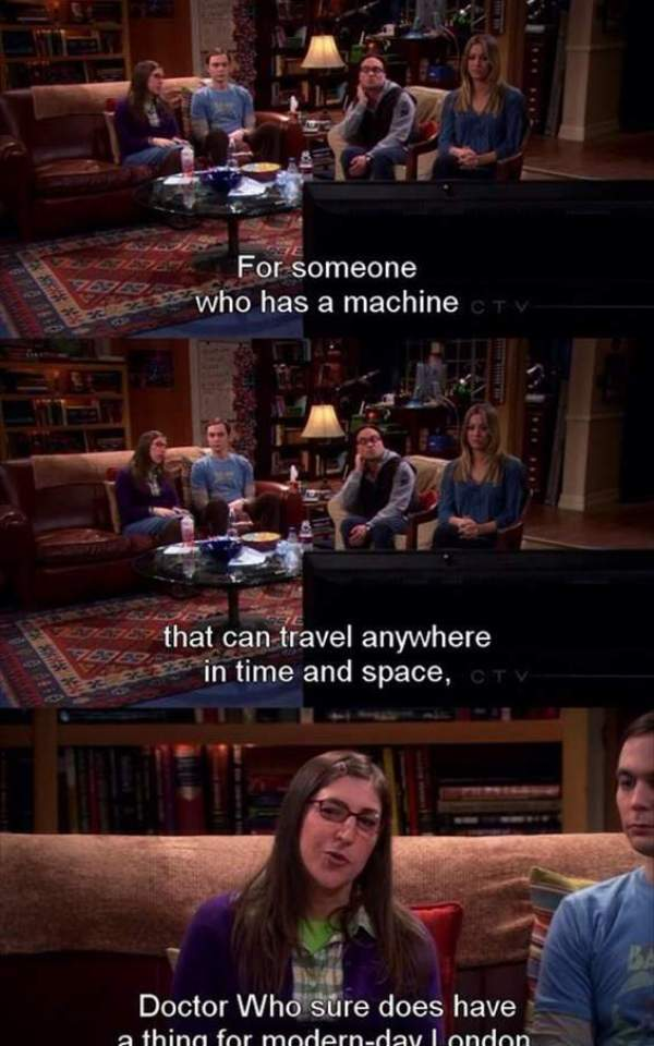 Best Moments of The Big Bang Theory 15
