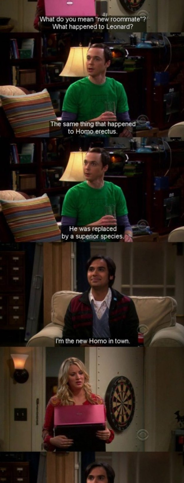 Best Moments of The Big Bang Theory 7