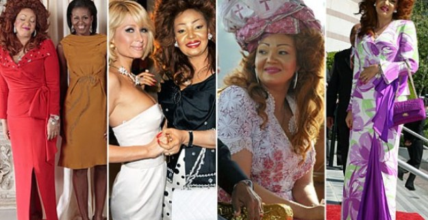 Wives of the World's Biggest Dictators 16