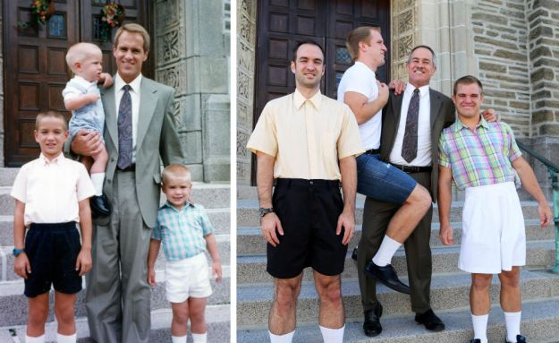 three-brothers-reenact-their-childhood-photos -as-a-gift-for-their-mother-02