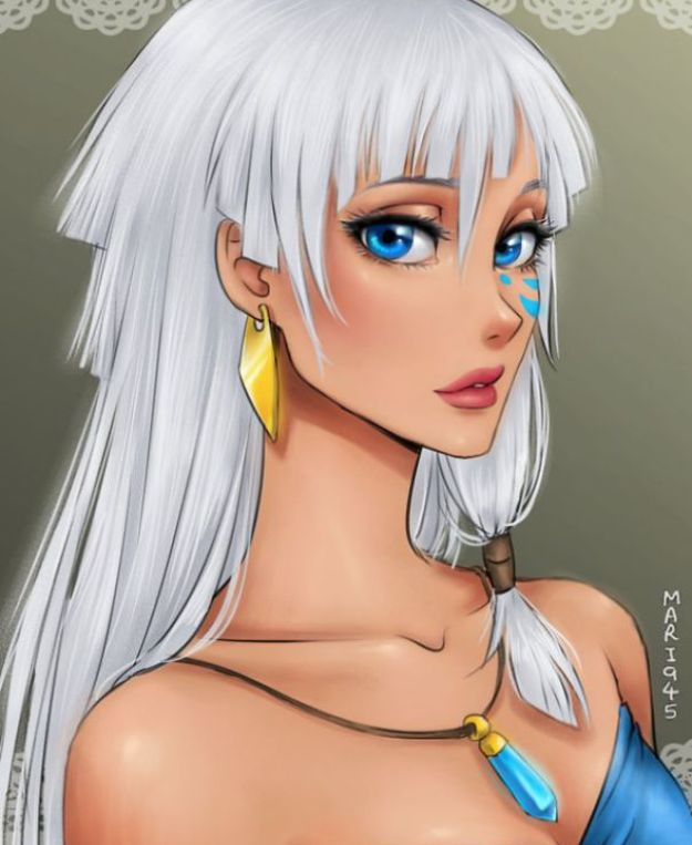 this-is-what-disney-princesses-would-look-if-they-were-anime-characters-10