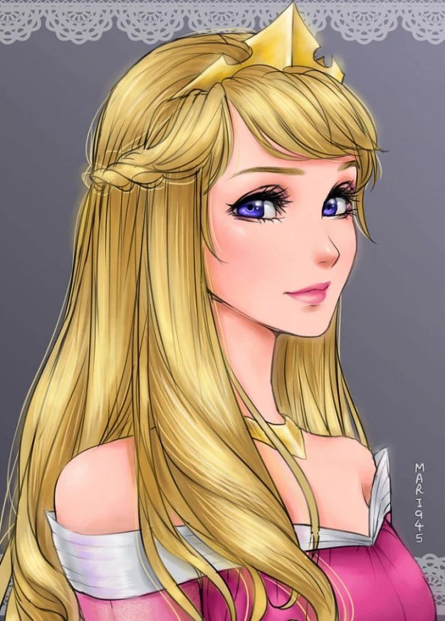 this-is-what-disney-princesses-would-look-if-they-were-anime-characters-12