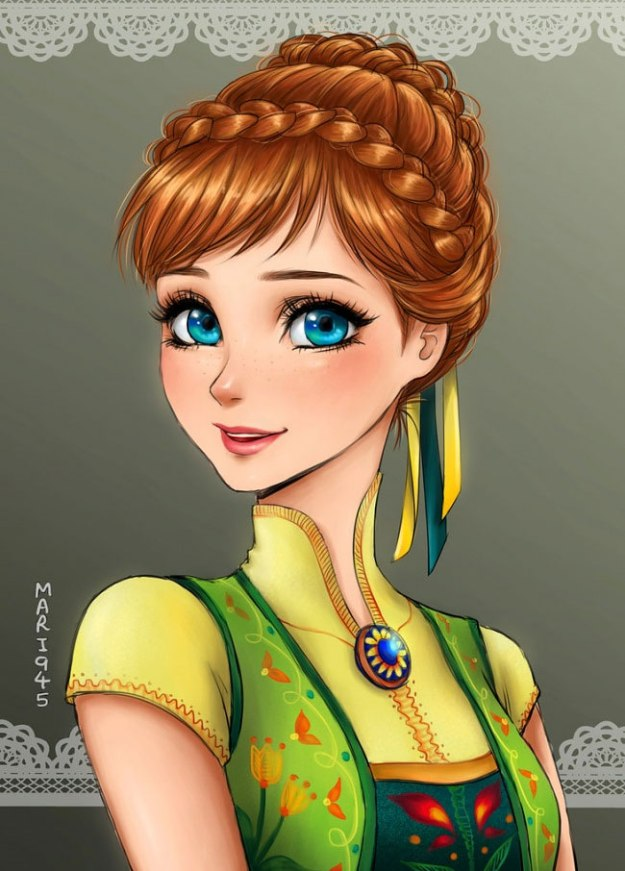 this-is-what-disney-princesses-would-look-if-they-were-anime-characters-13