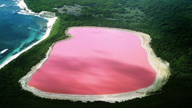 15-Pink Lake, Australia