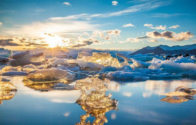 2-Jökulsárlón Glacier Lagoon, Iceland
