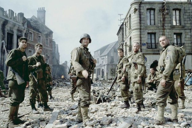 Saving Private Ryan | Brain Berries
