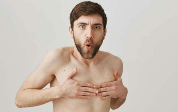 Mamilos masculinos | 9 partes do corpo que os humanos realmente não precisam | Brain Berries