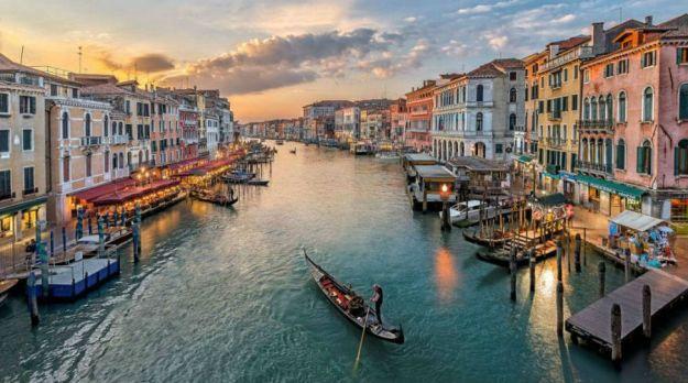 Венеция | 10 популярных туристических мест, которые скоро могут исчезнуть | BrainBerries