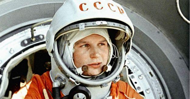 Валентина Терешкова    великие женщины в истории СССР   Brain Berries