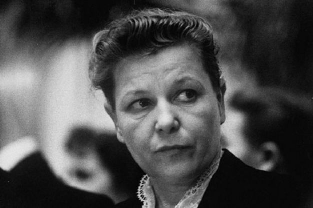 Екатерина Фурцева   великие женщины в истории СССР   Brain Berries