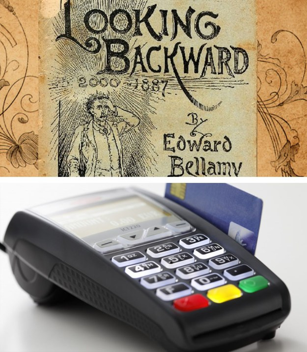 Credit cards | 10 Modern Things That Were Predicted Hundreds Of Years Before They Appeared | Brain Berries