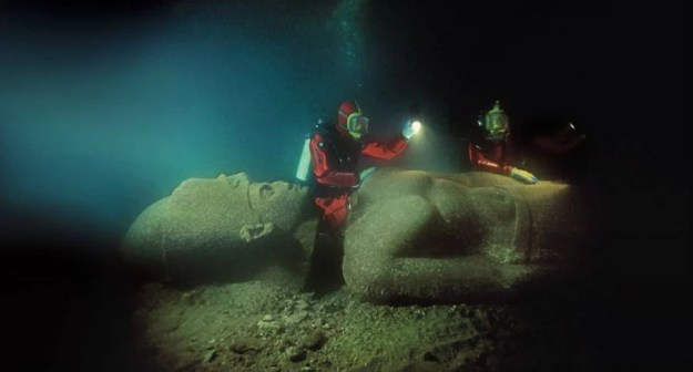 Lost Kingdom Of Cleopatra – Legendary Lost City Of Heracleion | Brain Berries