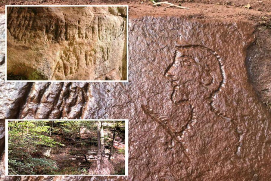 صخرة جيلت المكتوبة    6 أغرب الاكتشافات الأثرية    برين بيري