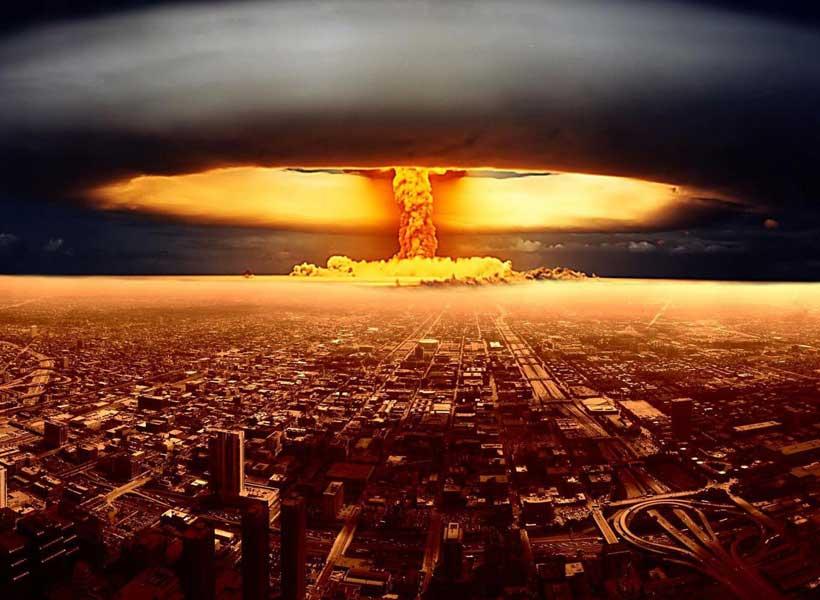 حرب نووية |  6 سيناريوهات نهاية العالم يمكن أن تحدث اليوم (ولكن نأمل ألا تحدث) |  التوت الدماغ