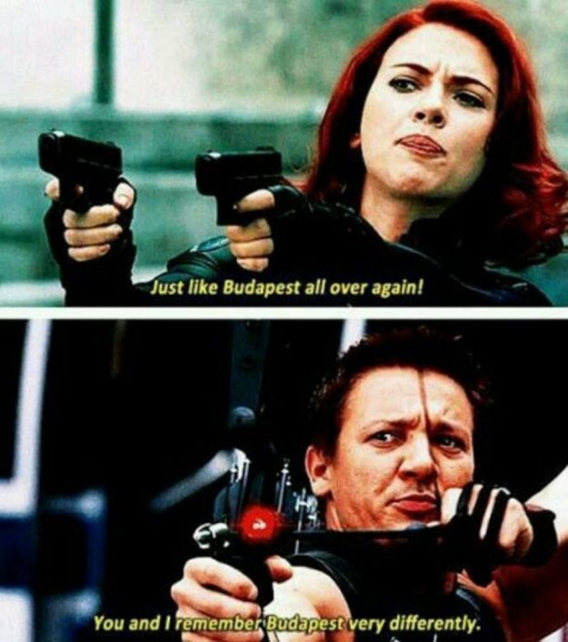 What's Up with Budapest? | 5 Reasons Why The Black Widow Solo Movie Will Be Awesome | Brain Berries