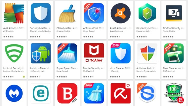 Downloading antivirus apps | 7 Things You Should Stop Doing With Your Phone | Brain Berries