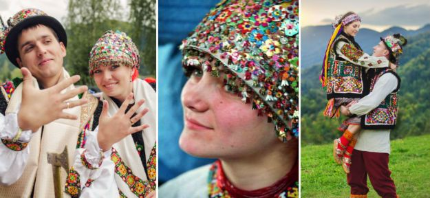 Ukrainian wedding  | The Most Stunning Wedding Looks From Around The World | Brain Berries