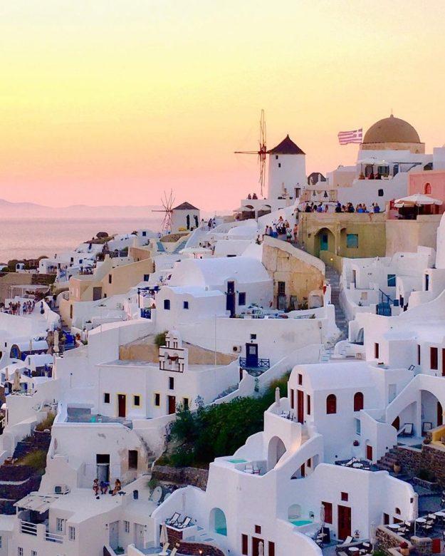 Санторини, Греция   10 красивейших мест в Европе, о которых п  10 красивейших мест в Европе, о которых почти ничего не знают туристы   Brain Berries