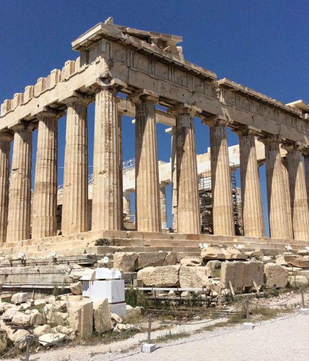 Афины, Греция   10 красивейших мест в Европе, о которых почти ничего не знают туристы   Brain Berries