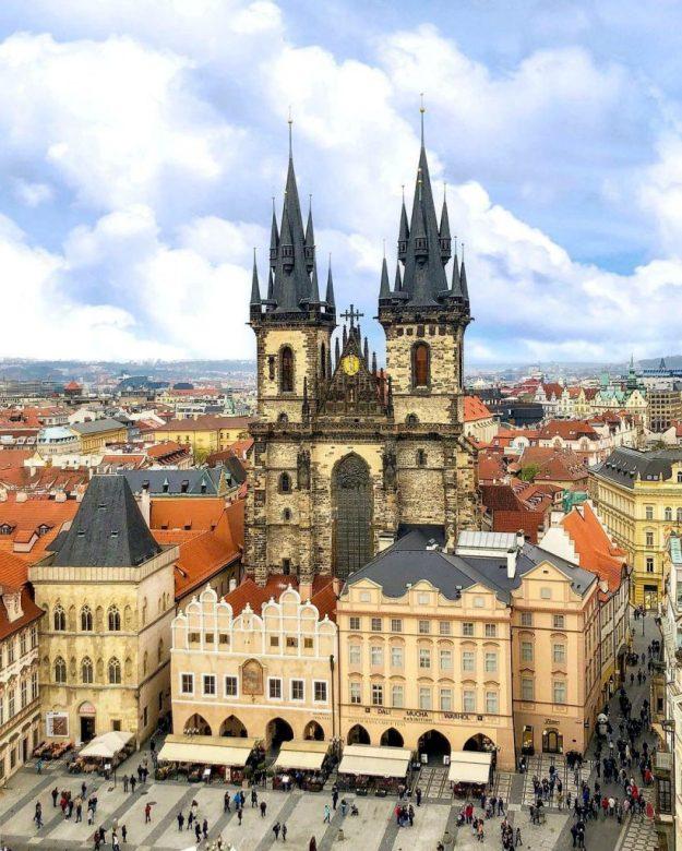 Прага, Чехия   10 красивейших мест в Европе, о которых почти ничего не знают туристы   Brain Berries