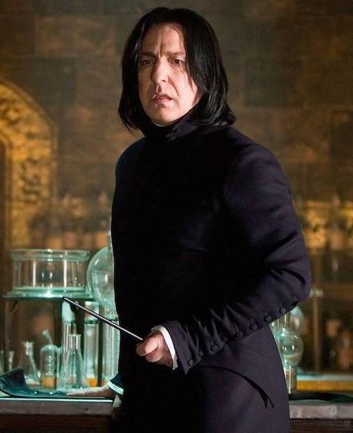Harry Potter Alan-Rickman | 12 Actors Who Always Play Villains | Brain Berries