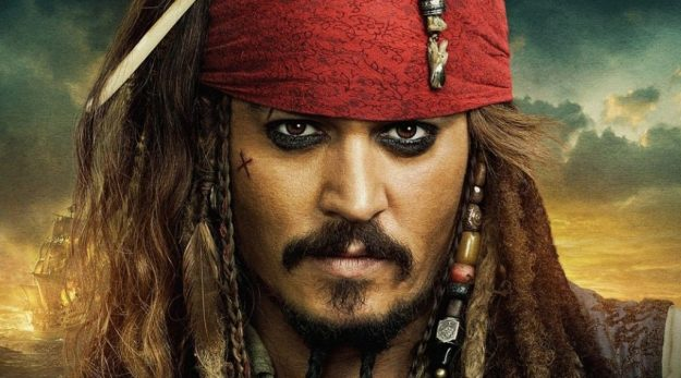 """Captain Jack Sparrow – """"Pirates of the Caribbean"""" 